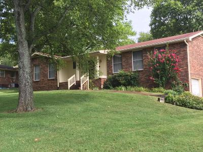 Madison Single Family Home For Sale: 408 N Kemper Dr.