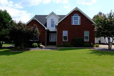 Rutherford County Single Family Home Under Contract - Not Showing: 305 Brickle Dr