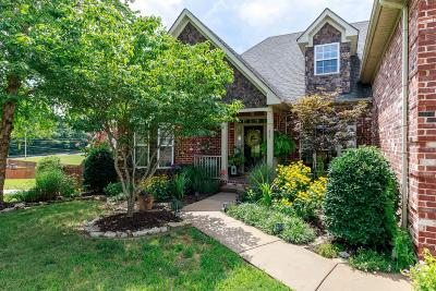 Mount Juliet Single Family Home Under Contract - Showing: 607 Windtree Pass