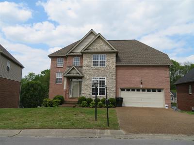 Hermitage Single Family Home For Sale: 1417 Stoner Ridge