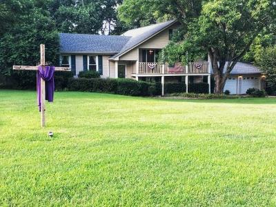 Williamson County Single Family Home Under Contract - Showing: 7221 Littlejohn Ln
