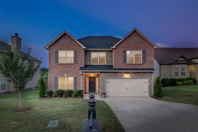 Clarksville Single Family Home For Sale: 3321 Wiser Dr