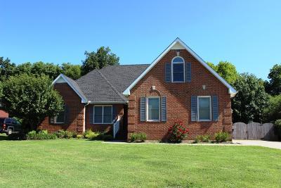 Murfreesboro Rental For Rent: 2619 Albany