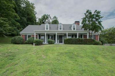 Davidson County Single Family Home For Sale: 4603 Skymont Dr