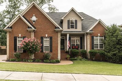 Hendersonville Single Family Home For Sale: 1072 Mansker Farm Blvd
