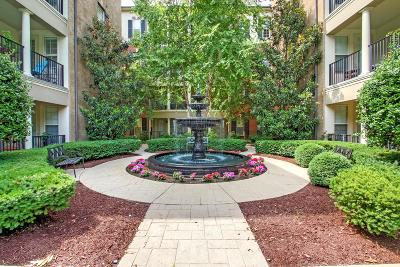 Brentwood  Condo/Townhouse For Sale: 307 Seven Springs Way Unit 104 #104