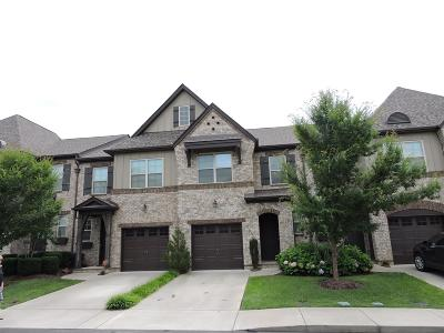 Hendersonville Single Family Home For Sale: 146 Ambassador Private Cir # 4