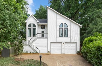 Nashville Single Family Home For Sale: 713 Hickory Trace Pl