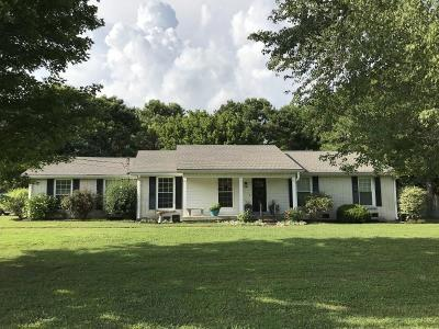 Franklin Single Family Home For Sale: 104 Moss Ln
