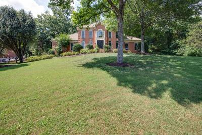 Brentwood Single Family Home For Sale: 9424 Ashford Pl