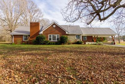 Joelton Single Family Home For Sale: 2633 Union Hill Rd