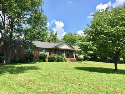 Mount Pleasant Single Family Home For Sale: 7658 Enterprise Rd