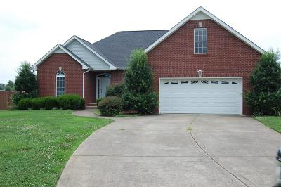 Clarksville Single Family Home For Sale: 783 Parade Ct