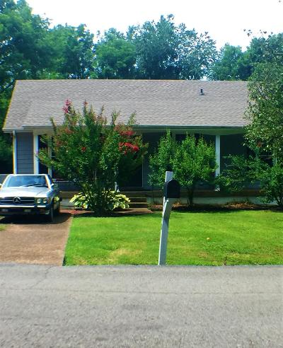 Gallatin Single Family Home For Sale: 240 N Willomont Ave