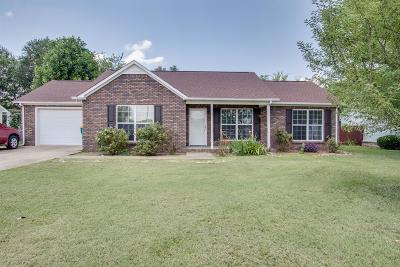 Spring Hill  Single Family Home For Sale: 121 Ruben Rd