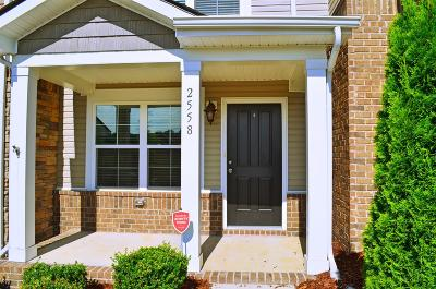 Hermitage Condo/Townhouse For Sale: 2558 River Trail Dr