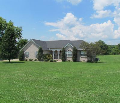 Single Family Home Sold: 1530 Bradyville Rd
