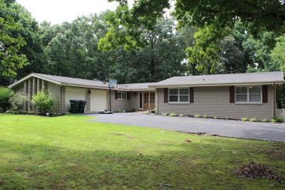 Dickson Single Family Home Under Contract - Showing: 212 Druid Hills Dr