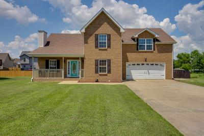 Clarksville Single Family Home For Sale: 1293 Suellen Way