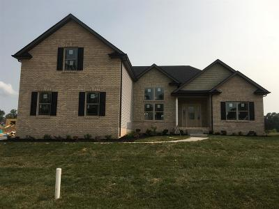 Clarksville Single Family Home For Sale: 2834 Chatfield