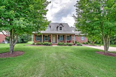 Mount Juliet Single Family Home Under Contract - Showing: 1117 Kathryn Rd