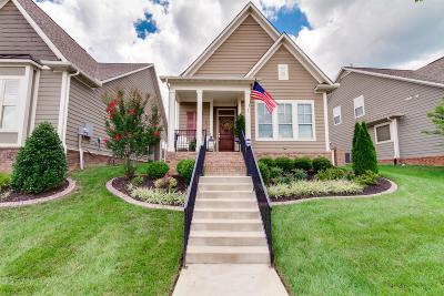 Williamson County Single Family Home Under Contract - Not Showing: 2819 Americus Dr