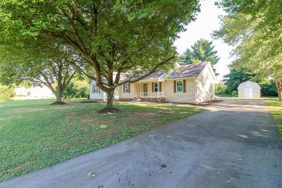 Rutherford County Single Family Home For Sale: 3625 Sugarbush Ct