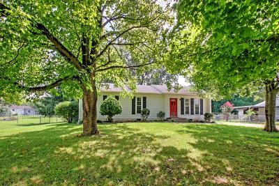 Murfreesboro Single Family Home For Sale: 8023 Cooper Dr