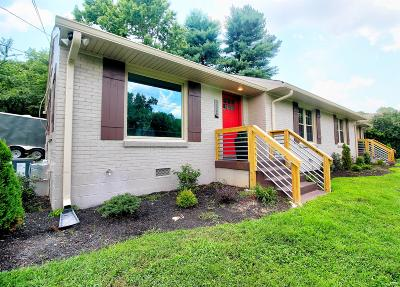 Single Family Home For Sale: 2406 A Porter