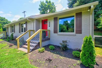 Nashville Single Family Home For Sale: 2406 B Porter