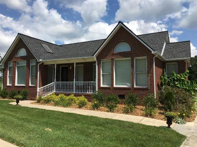 Cookeville Single Family Home For Sale: 4262 Plantation Dr