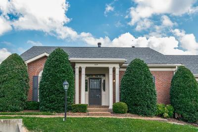 Brentwood Condo/Townhouse Under Contract - Showing: 1201 Brentwood Pt #1201