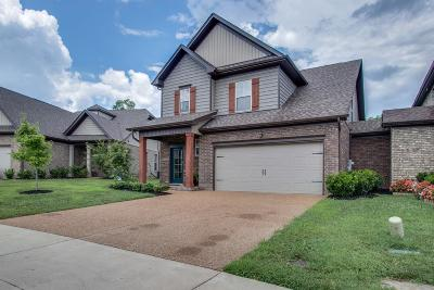 Hendersonville Single Family Home Under Contract - Showing: 146 Annapolis Bend Cir