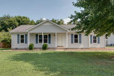 Rutherford County Single Family Home For Sale: 5312 Candy Cane Ct
