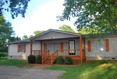 Hendersonville Single Family Home For Sale: 219 A Shivel Dr