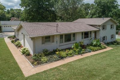Hendersonville Single Family Home Under Contract - Showing: 108 Elnora Dr