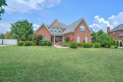 Murfreesboro Single Family Home For Sale: 2733 Jim Houston Ct