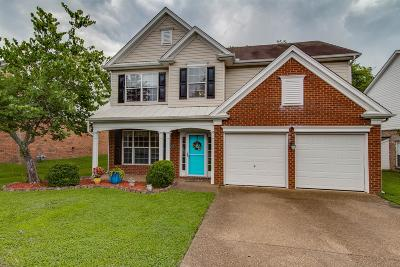 Franklin Single Family Home Under Contract - Not Showing: 148 Stanwick Dr