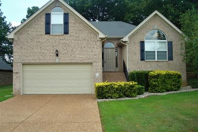 Smyrna Single Family Home Under Contract - Showing: 3732 Montgomery Way