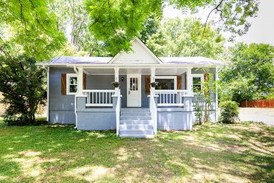 Old Hickory Single Family Home For Sale: 113 Becker Ave