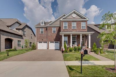 Franklin Single Family Home For Sale: 1008 Reese Dr