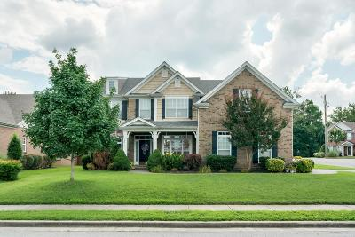 Old Hickory Single Family Home Under Contract - Showing: 3201 Quiet Tree Grv