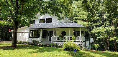 Houston County, Montgomery County, Stewart County Single Family Home For Sale: 1859 Lock B Rd S