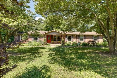 Franklin TN Single Family Home Under Contract - Showing: $425,000