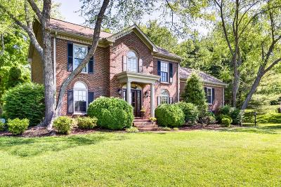 Franklin Single Family Home For Sale: 704 Langford Ct
