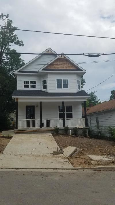Nashville TN Single Family Home Under Contract - Not Showing: $349,900