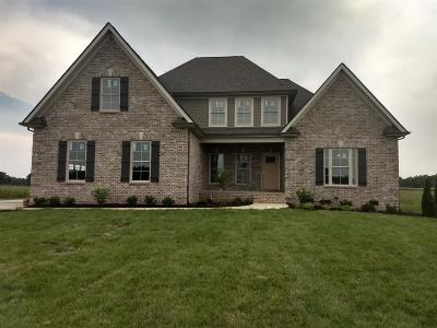 Murfreesboro Single Family Home For Sale: 1554 Northside Dr