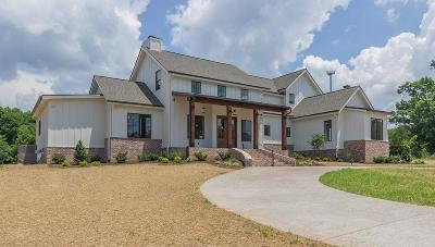 Murfreesboro TN Single Family Home Under Contract - Not Showing: $995,000