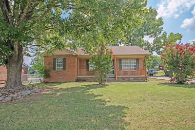 Gallatin Single Family Home For Sale: 119 Eagle Dr