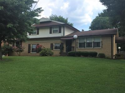 Hermitage Single Family Home For Sale: 628 Topeka Dr